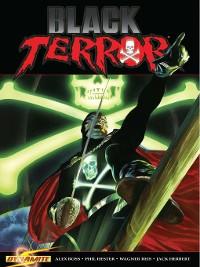 Cover Black Terror (2008), Volume 3