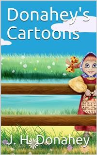 Cover Donahey's Cartoons