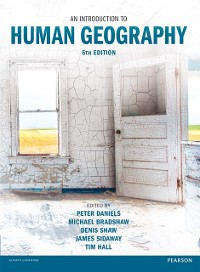 Cover Introduction to Human Geography 5th edn