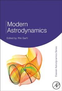 Cover Modern Astrodynamics