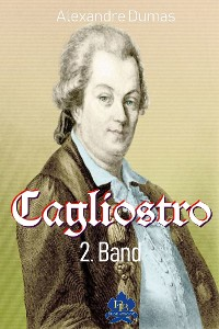 Cover Cagliostro 2. Band (Illustriert)
