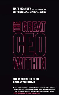 Cover The Great CEO Within