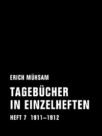 Cover Tagebücher in Einzelheften. Heft 7