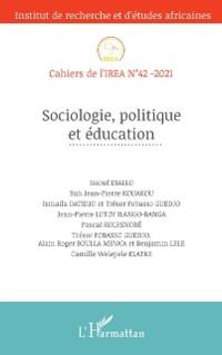 Cover Sociologie, politique et education N(deg) 42 / 2021
