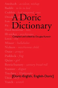 Cover A Doric Dictionary