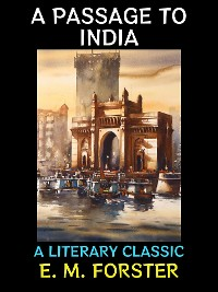 Cover A Passage to India