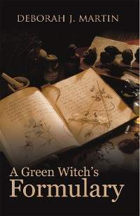 Cover A Green Witch's Formulary