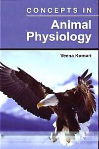 Cover Concepts In Animal Physiology