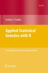 Cover Applied Statistical Genetics with R