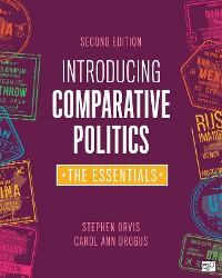 Cover Introducing Comparative Politics