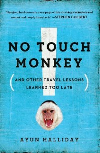 Cover No Touch Monkey!