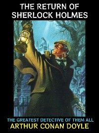 Cover The Return of Sherlock Holmes.