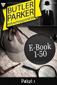 Cover Butler Parker Paket 1 – Kriminalroman