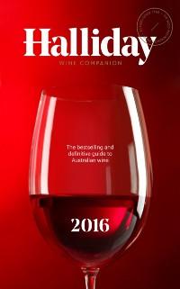 Cover Halliday Wine Companion 2016