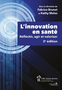 Cover L'innovation en sante, 2e edition