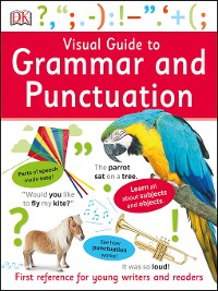 Cover Visual Guide to Grammar and Punctuation