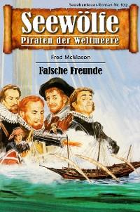 Cover Seewölfe - Piraten der Weltmeere 673
