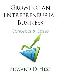 Cover Growing an Entrepreneurial Business
