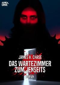 Cover DAS WARTEZIMMER ZUM JENSEITS
