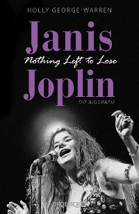 Cover Janis Joplin. Nothing Left to Lose