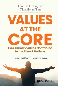 Cover Values At The Core: How Human Values Contribute To The Rise Of Nations