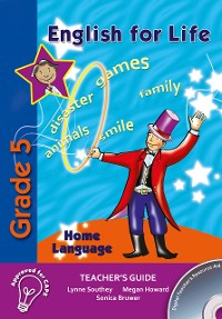 Cover English for Life Teacher's Guide Grade 5 Home Language