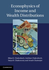 Cover Econophysics of Income and Wealth Distributions