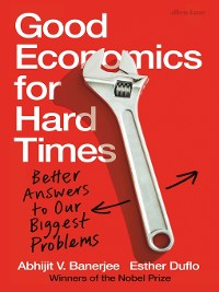 Cover Good Economics for Hard Times