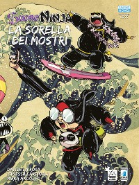 Cover Suore Ninja: la Sorella dei mostri