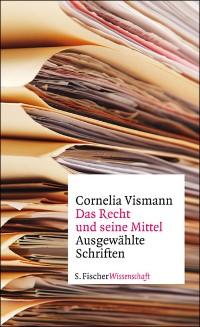 Cover Das Recht und seine Mittel