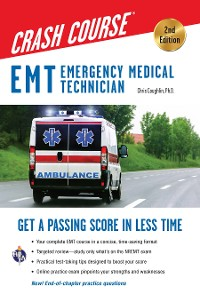 Cover EMT Crash Course with Online Practice Test, 2nd Edition