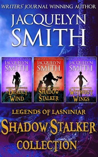 Cover Legends of Lasniniar Shadow Stalker Collection
