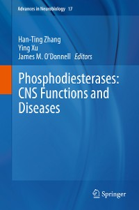 Cover Phosphodiesterases: CNS Functions and Diseases