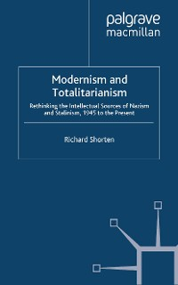 Cover Modernism and Totalitarianism