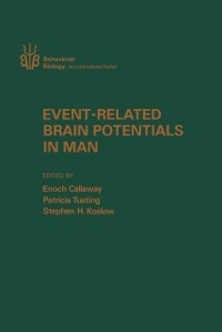 Cover Event-Related Brain Potentials in Man