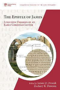 Cover The Epistle of James
