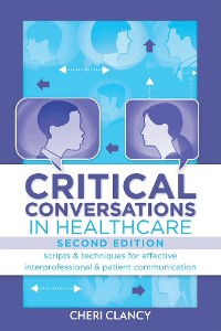 Cover Critical Conversations in Healthcare, Second Edition