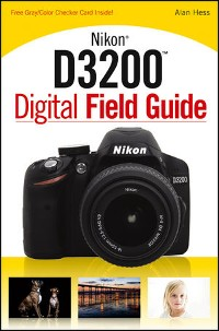 Cover Nikon D3200 Digital Field Guide