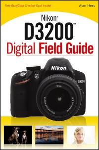 Cover Nikon D3200 Digital Field Guide