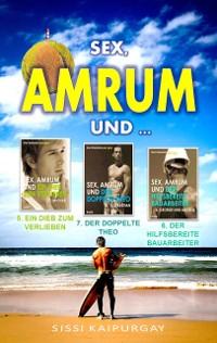 Cover SEX, AMRUM UND ...