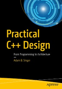 Cover Practical C++ Design