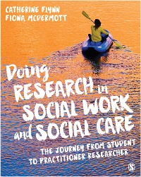 Cover Doing Research in Social Work and Social Care