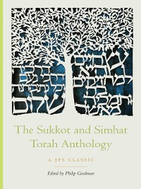 Cover The Sukkot and Simhat Torah Anthology