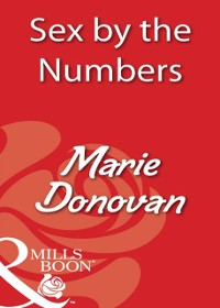Cover Sex By The Numbers (Mills & Boon Blaze)