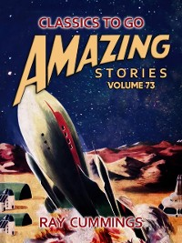 Cover Amazing Stories Volume 73