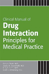 Cover Clinical Manual of Drug Interaction Principles for Medical Practice