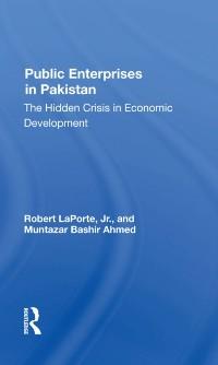 Cover Public Enterprises In Pakistan