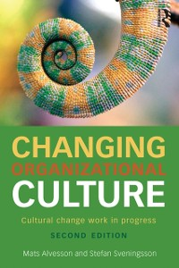 Cover Changing Organizational Culture