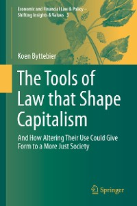 Cover The Tools of Law that Shape Capitalism