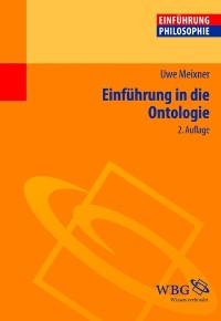 Cover Einführung in die Ontologie